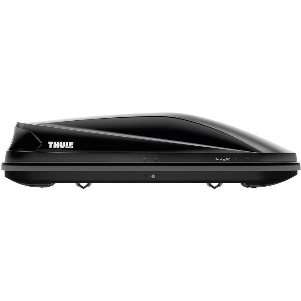 Thule kutija za krov Touring 200 crna sjajna 634201