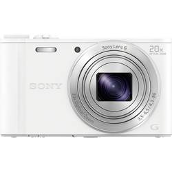 Digitalni fotoaparat Sony Cyber-Shot DSC-WX350W 18.2 Mio. Pixel Opt. Zoom: 20 x bel Full HD Video, WiFi DSCWX350W.CE3