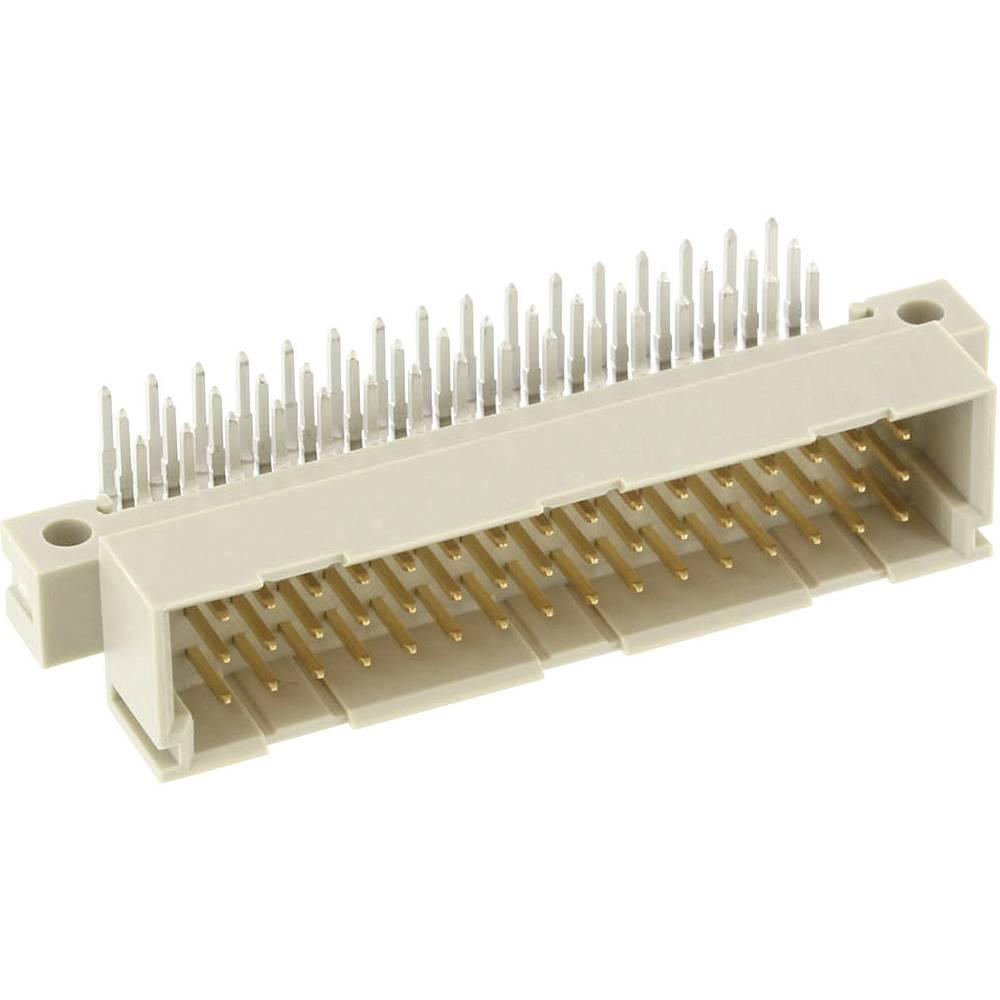 Vtični moški konektor 254324 skupno št. polov 48 št. vrstic 3 ERNI 1 kos