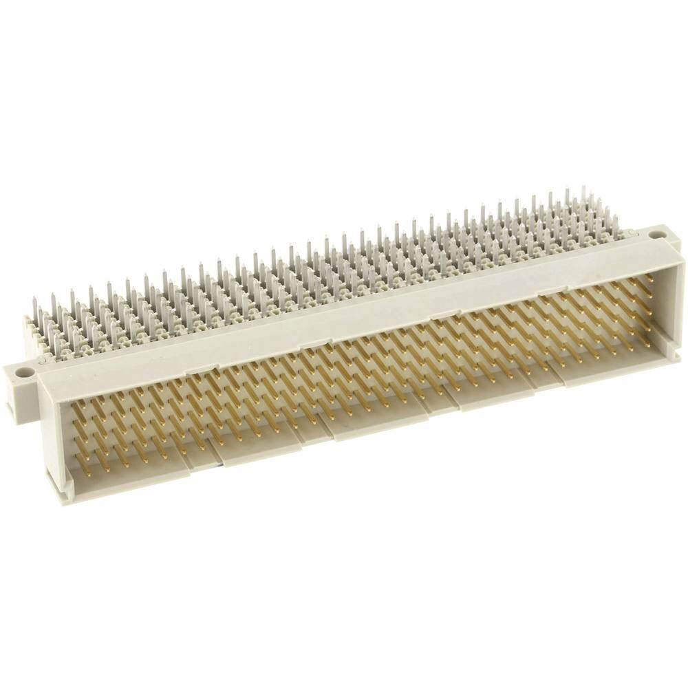 Vtični moški konektor 384299 skupno št. polov 160 št. vrstic 5 ERNI 1 kos