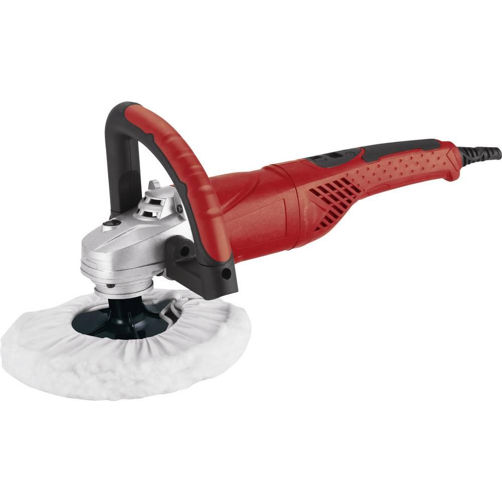 Naprava za poliranje in čiščenje vozil HP, 1500 - 4000 vrtljajev/min, 180 mm 20365