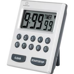 Timer Renkforce 9902 Silver digital
