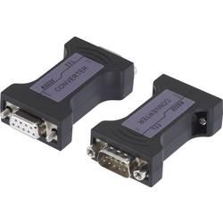 Serijski Adapter [1x D-SUB 9-pin priključek. -. 1x D-SUB 9-polni vtič] 0 m črn