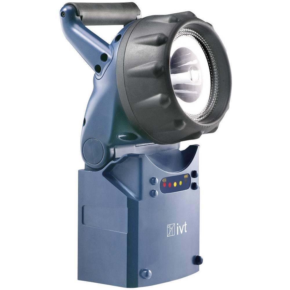 IVT LED-akumulatorska radna svjetiljka PL-850, 3 W tamnoplava 312208 3W LED stupanj svijetla 1: 20h, 2: 25h, 3: 30h
