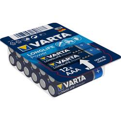 Micro baterija (AAA) alkalno-manganova Varta High Energy LR03 1.5 V 12 kosov