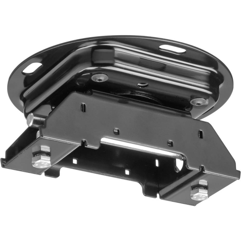 Stropni nosilec za projektor, adapter Vogel´s PUC 1065 črne barve