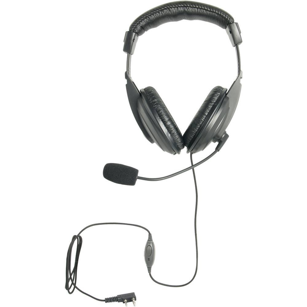 Team Electronic slušalice s mikrofonom s dugim vratom za TeCom-XP, TeCom-FM, TeCom-Pro, Te PR2300