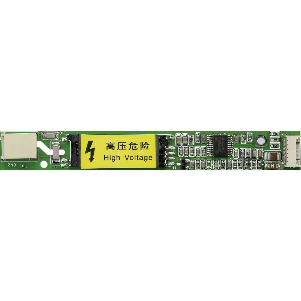 LCD inverter 12 V pogodan za: CCFL pozadinsko osvjetljenje (D x Š x V) 90 x 12 x 6 mm TPI-01-0110