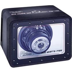 Avtomobilski globokotonski zvočnik, aktivni 400 W Mac Audio Ice Cube 108 A Black serija