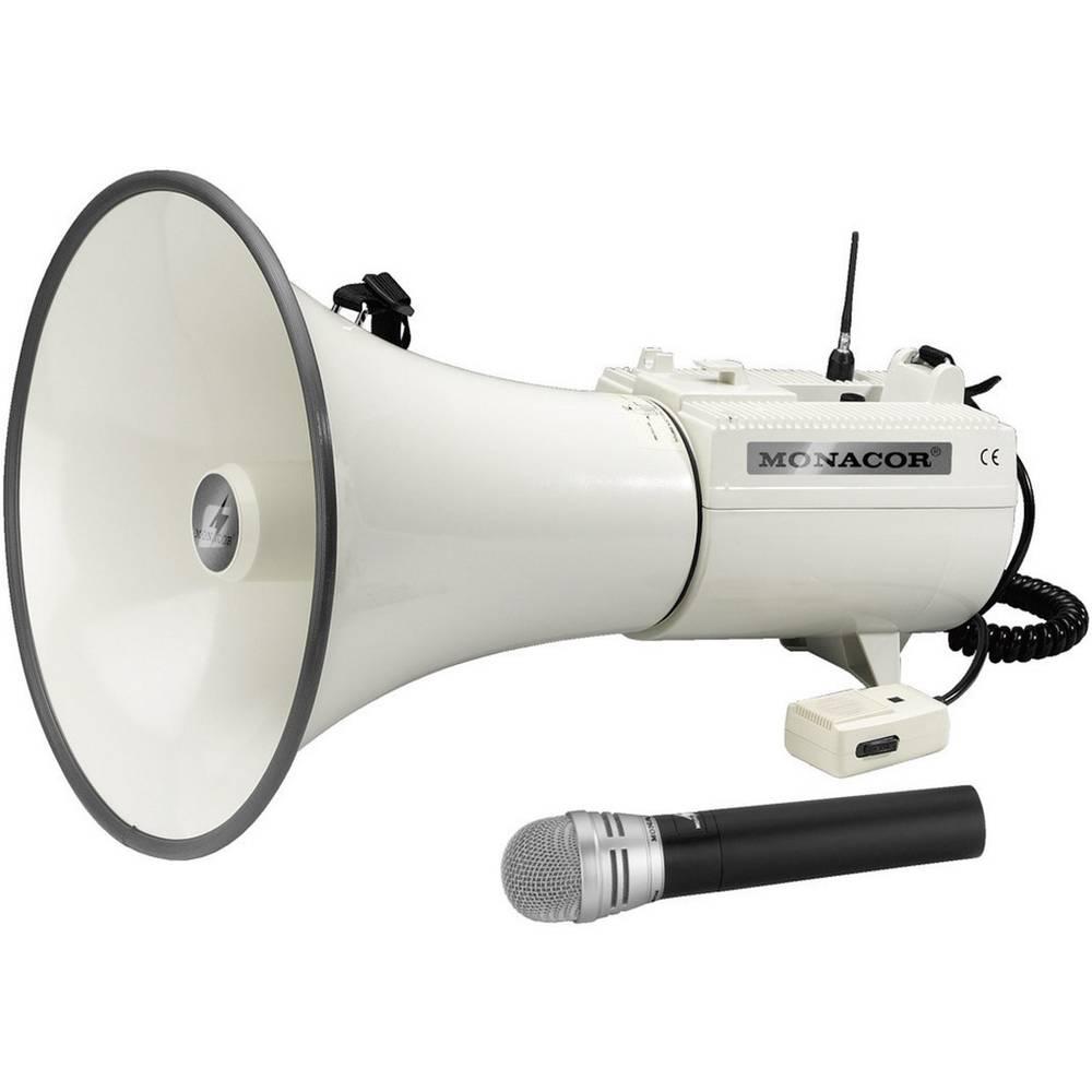 Monacor TXM-48 Brezžični megafon z mikrofonskim oddajnikom 505 mm
