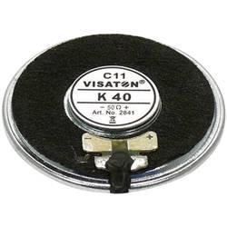 1.6 Zoll Miniaturni zvočnik Visaton K 40, 50$ 2 W 50