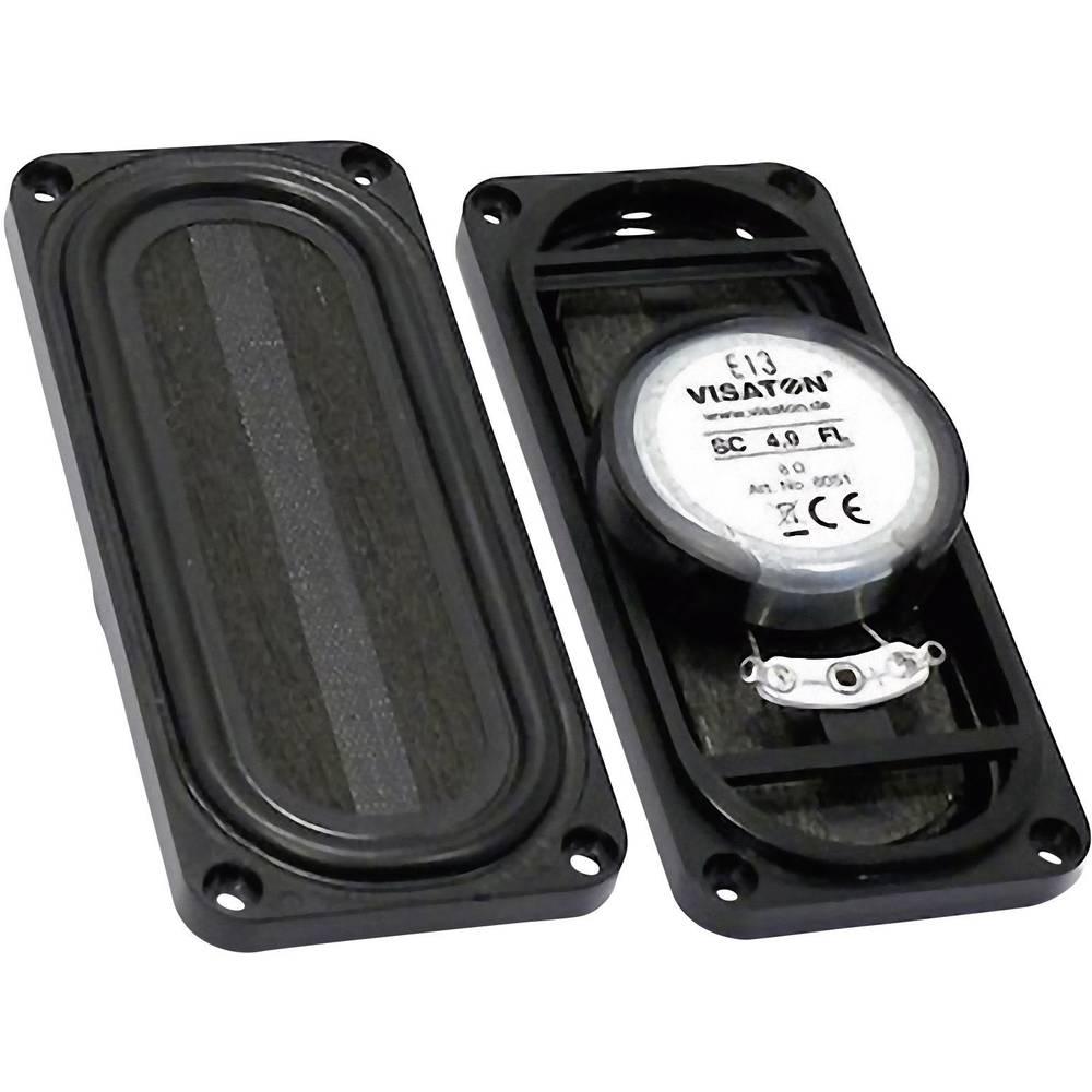 Širokopasovni zvočnik Visaton SC 4.9 FL, 8 Ω