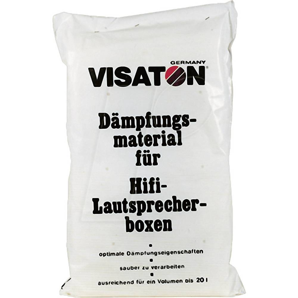 Materijal za prigušenje Visaton VS-WOOL2