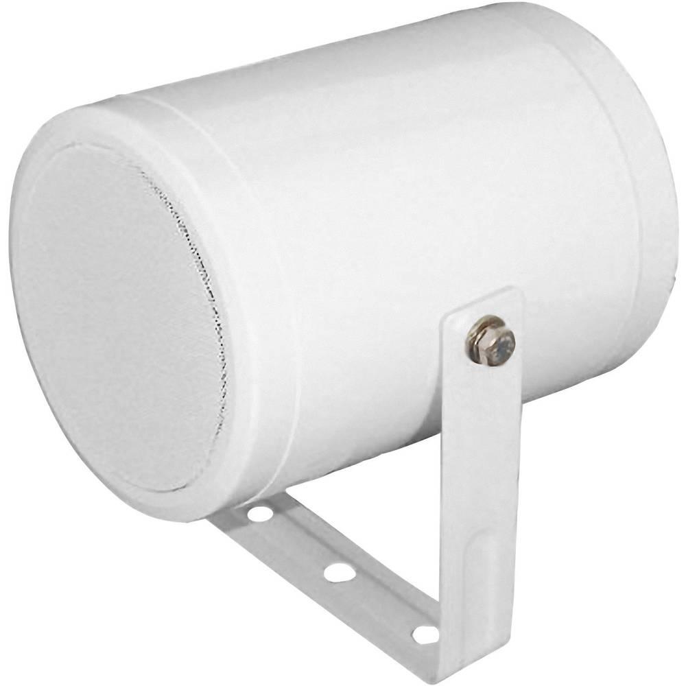Elektroakustični zvočnik za vgradnjo v strop Visaton PL 13 30 W 100 V, bel, 1 kos