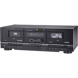 Kasetofon Renkforce TP-1000, črn