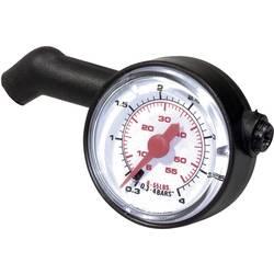 Herbert Richter 883 Tester tlaka v pnevmatikah Analogni ATT.FX.METERING_RANGE_AIR_PRESSURE 0.3 - 4 bar Merilno območje globine 1