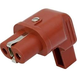 IEC-kontakt 344 Series (Nätanslutning) 344 Hona vinklad Antal poler: 2 + PE 16 A Röd Kalthoff 344Si/Wi/25A 1 st