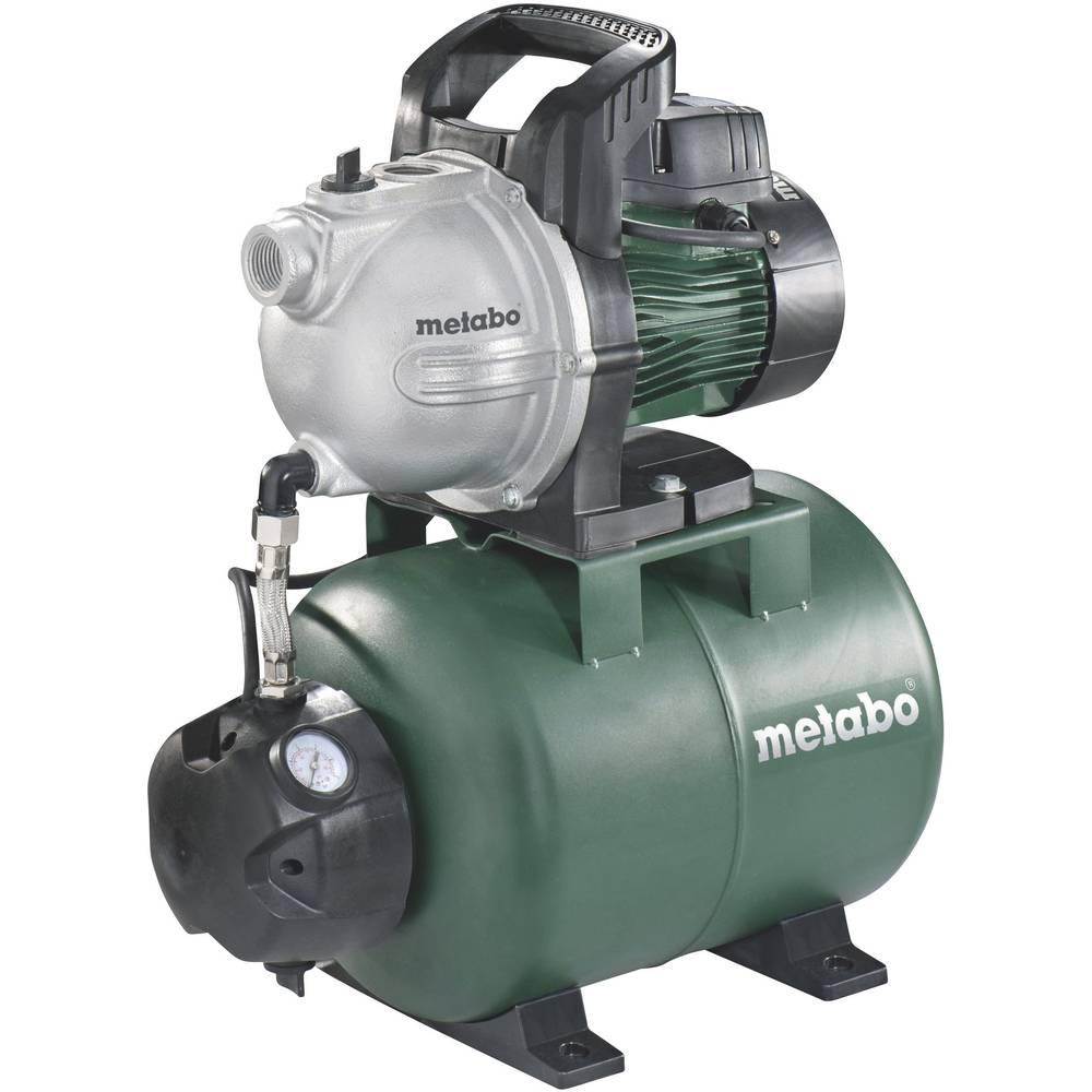 Metabo 600971000 Kućni vodovodni sustav HWW 4000/25 G