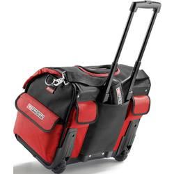 Facom torba za orodje na kolescih, mere (Š x V x G) 550 x 440 x 360 mm, poliamid, BS.R20PB
