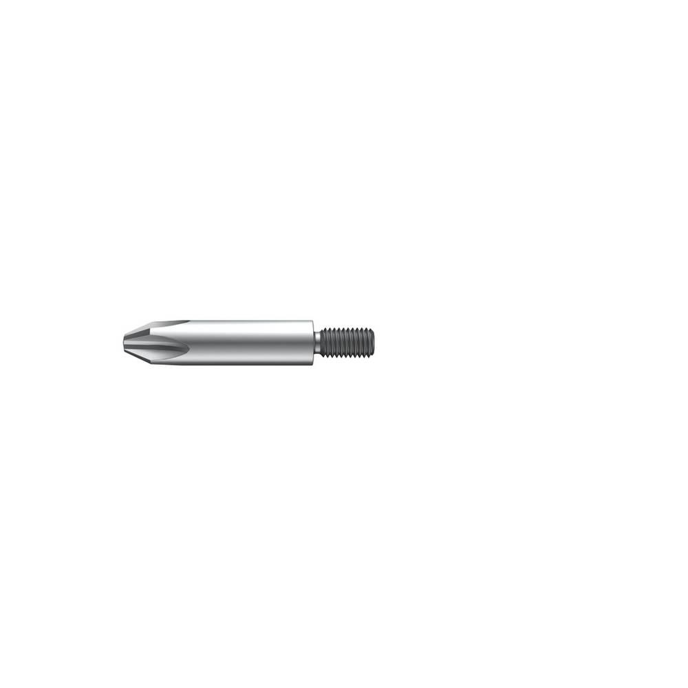 Križna reža-Bit PH 1 Wiha utrjena s krom-vanadijem in železom 1 kos
