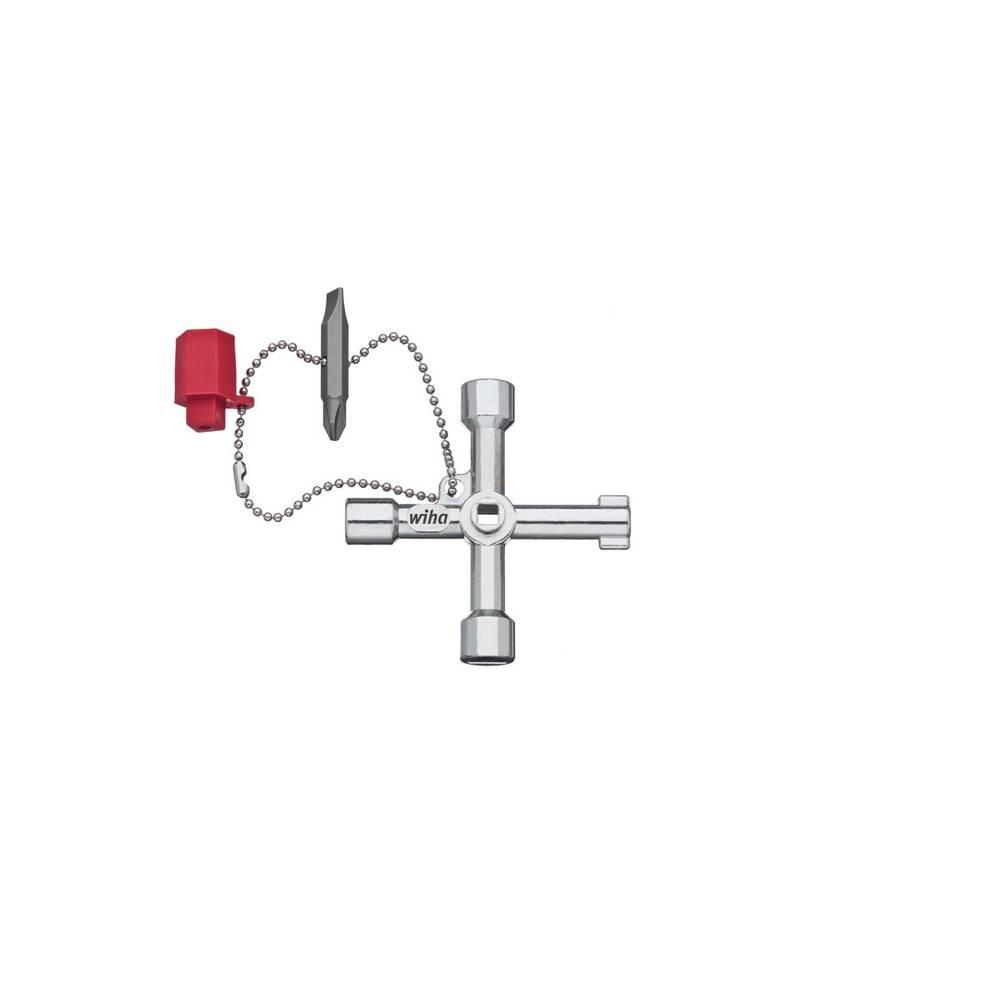 Ključ za razvodni ormar Wiha 36114