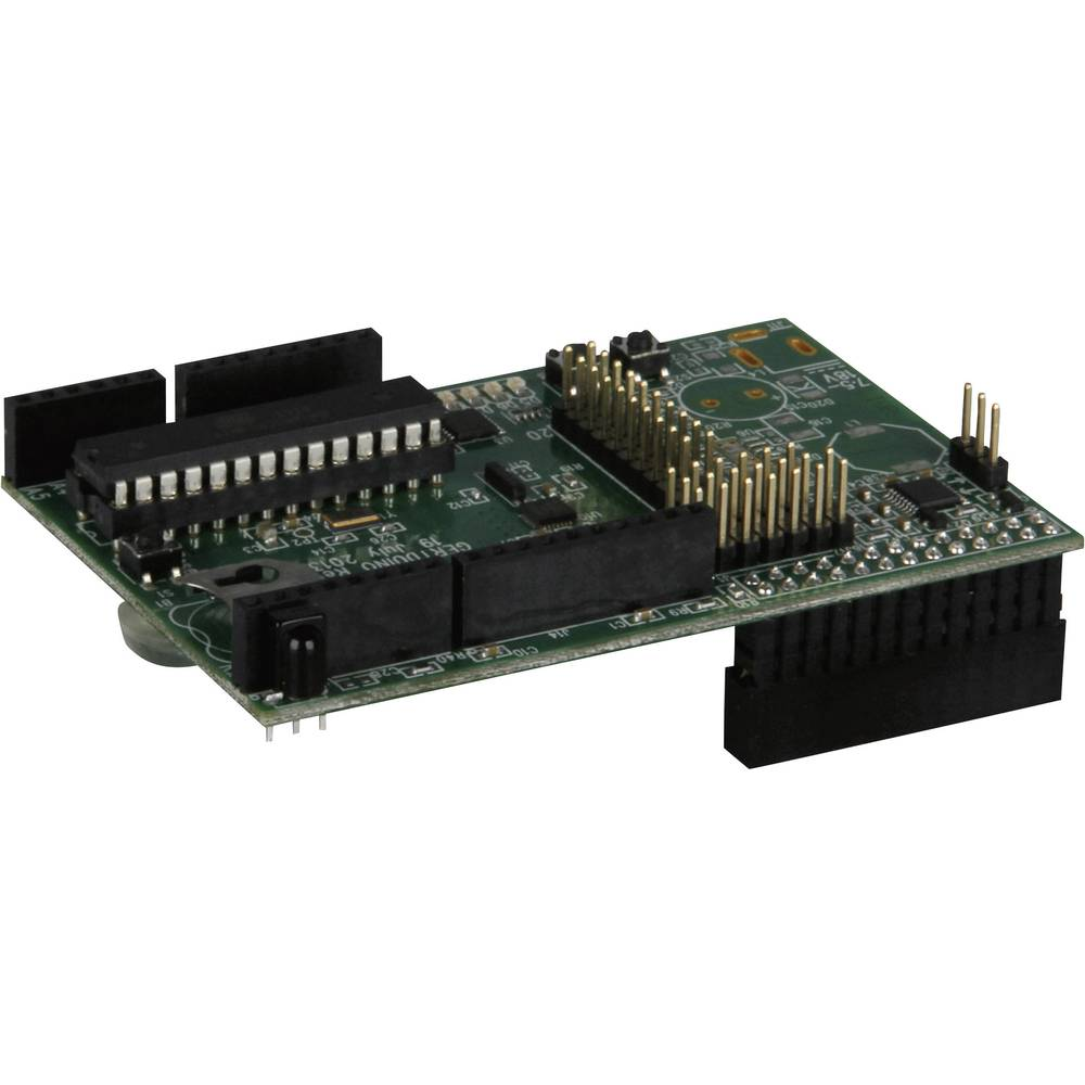 Razširitveni modul Gertduino za kartični računalnik Raspberry Pi®