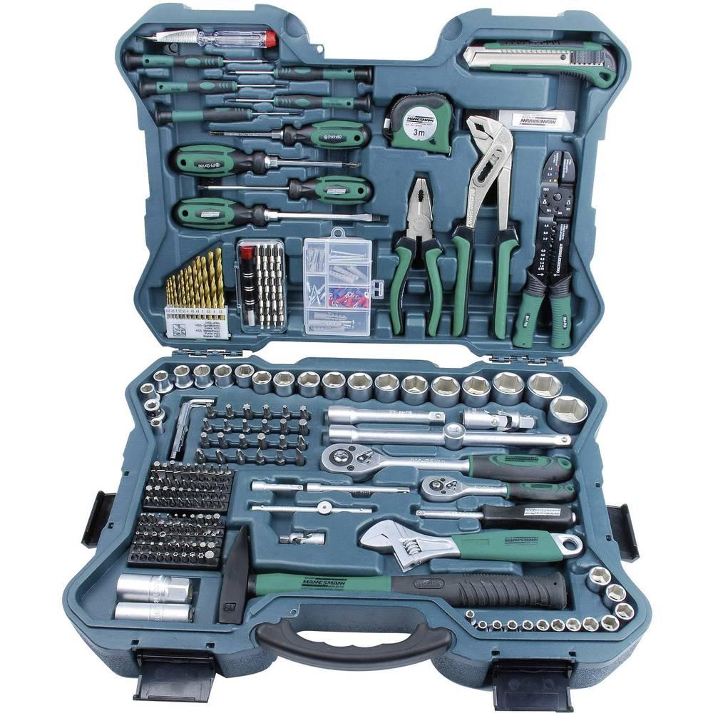Kovček z orodjem Mannesmann, 303-delni, M29088
