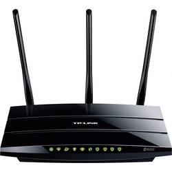 TP-LINK TD-W9980 WLAN router z modemom Integrirani modul: aDSL, aDSL2+, vDSL 2.4 GHz, 5 GHz 600 Mbit/s