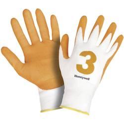 Rokavice za zaščito pred urezi Honeywell Check & Go Amber PU 3, Dyneema®, Lycra® in poliamid, velikost 8, 2332242-08