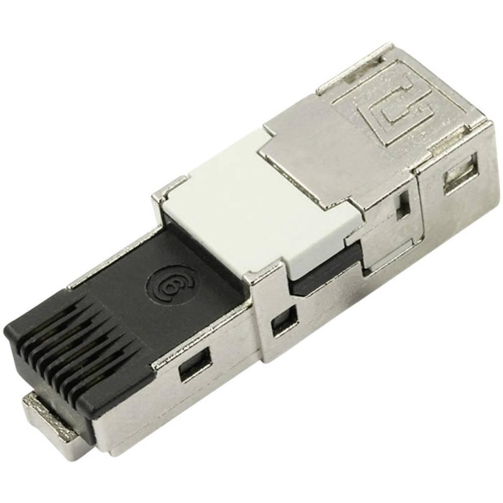 RJ45 Stik, lige Telegärtner J80026A0004 CAT 6 1 stk