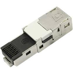 STX V1 RJ45-vtični vstavek kat.6 Vtič, raven, polov:8P8C J80026A0004 Telegärtner J80026A0004 1 kos