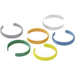 STX V1 barvni kodirni obroč za vtič verzije 1 in 4 B80112A0001 sive barve Telegärtner B80112A0001 1 kos