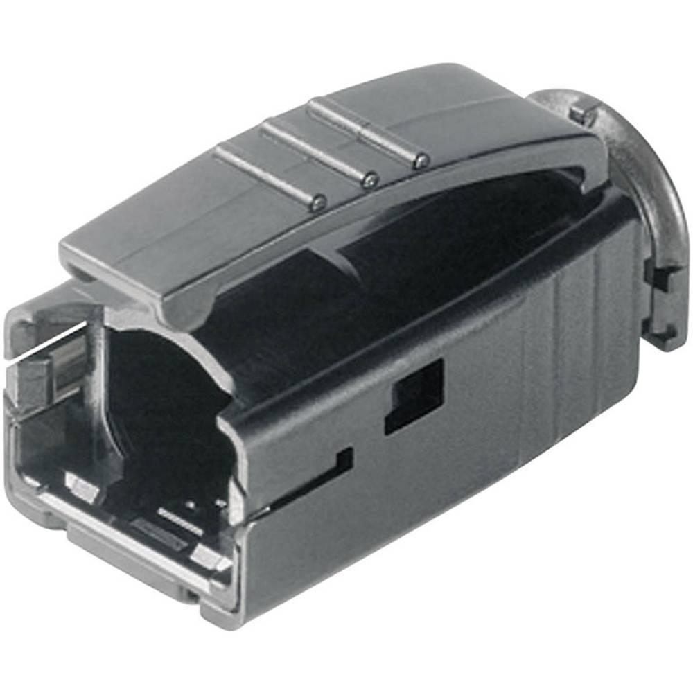 STX ustnik za zaščito pred ukrivljanjem za RJ45-vtič H86011A0000 bele barve Telegärtner H86011A0000 1 kos