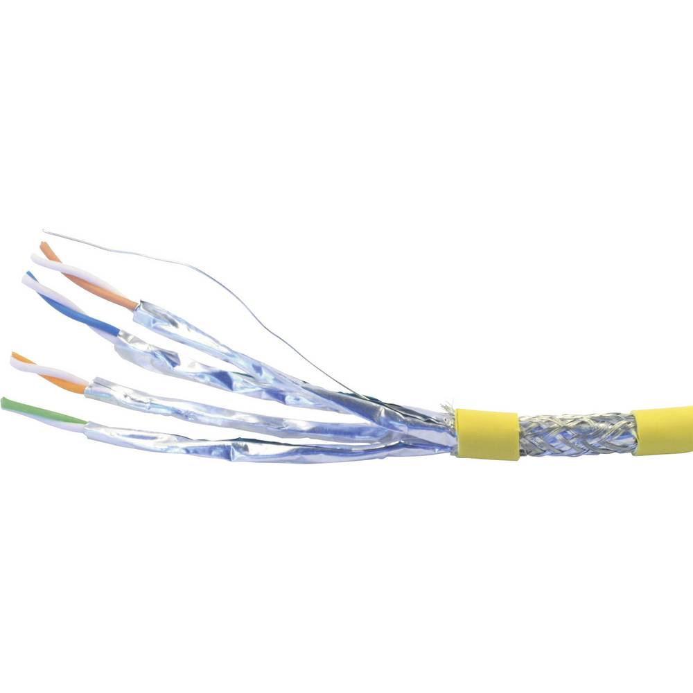 VOKA-LAN XL AN 1000 S/FTP rumen meterski VOKA kabel bele barvewerk