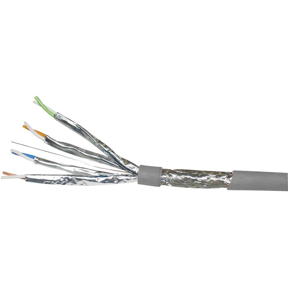 VOKA-LAN XL AN flex 600 S/FTP siv meterski VOKA kabel bele barvewerk