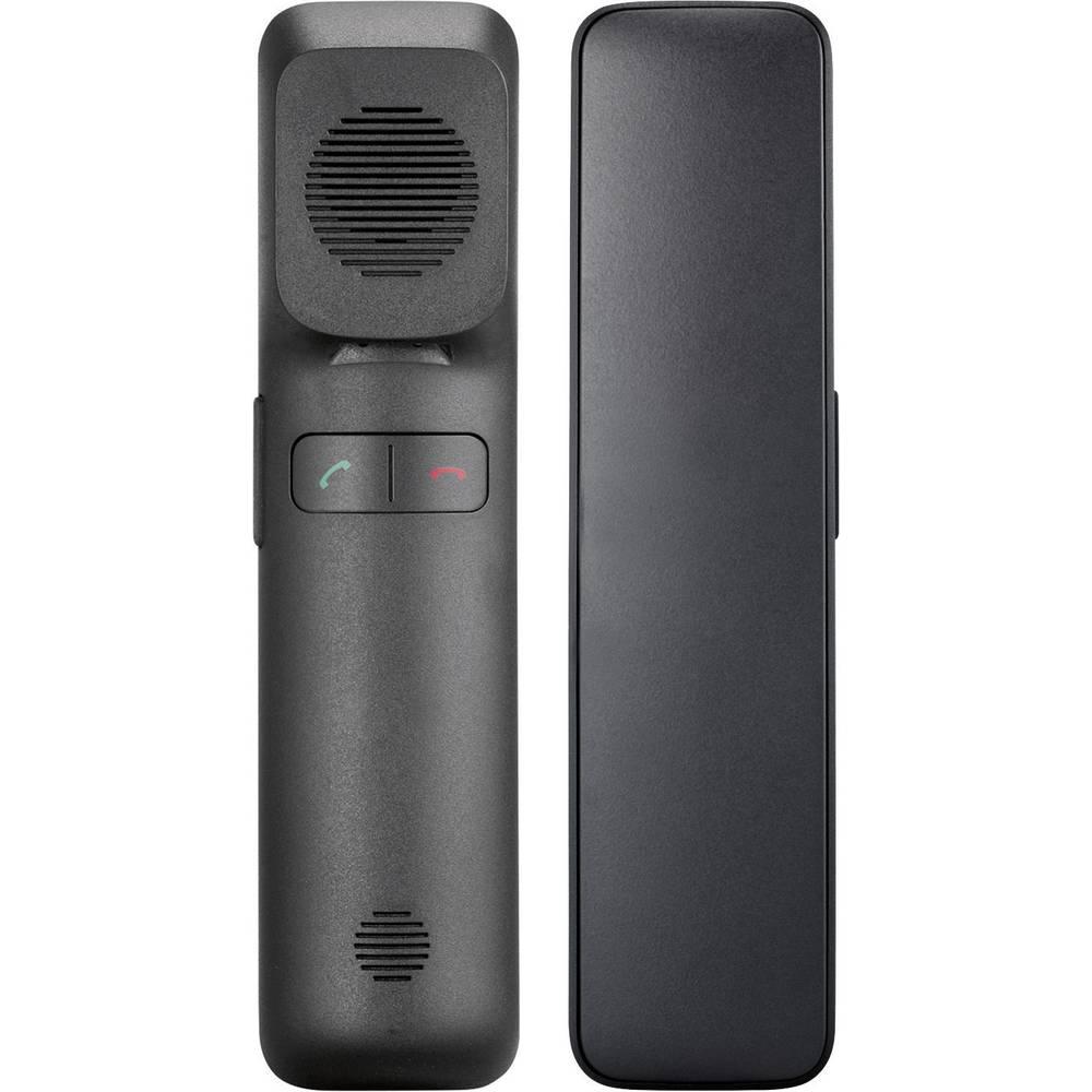 Bežična telefonska slušalica PRO Maxwell Gigaset plastična crna