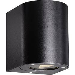 LED-utomhusväggbelysning Nordlux Canto 10 W 700 lm Varmvit Svart