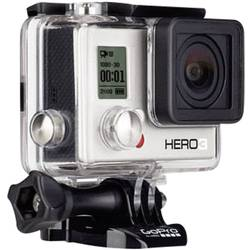 Akcijska kamera GoPro Hero HD 3 White Slim-Edition, 3660-024