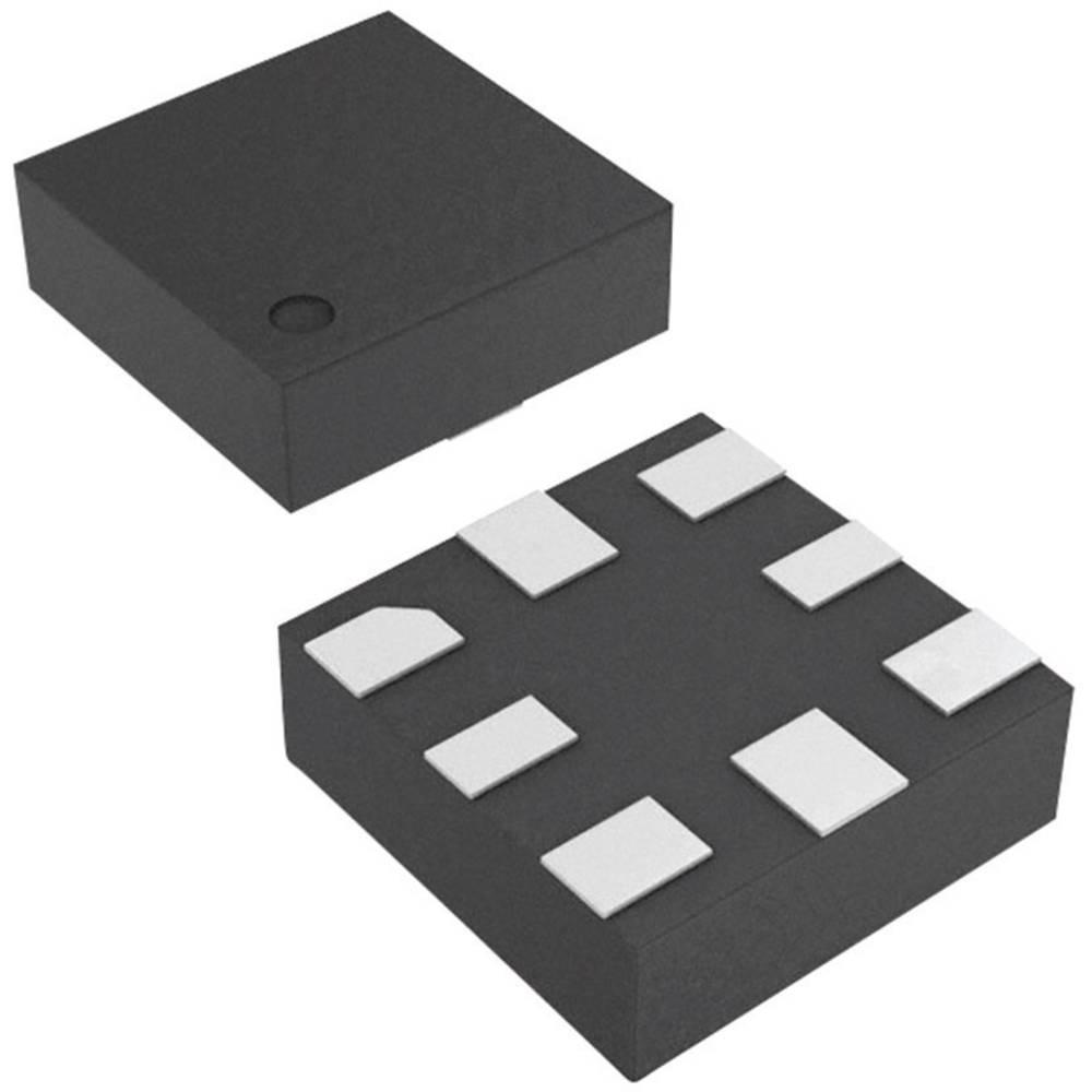 Supresorska dioda Texas Instruments TPD6E004RSER vrsta kućišta: QFN-8