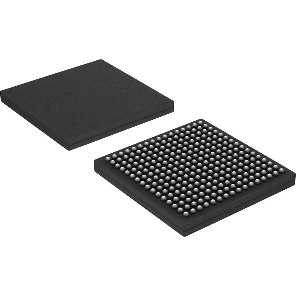 Vgrajeni mikrokontroler MK70FN1M0VMJ15 MAPBGA-256 (17x17) NXP Semiconductors 32-bitni 150 MHz število I/O 128