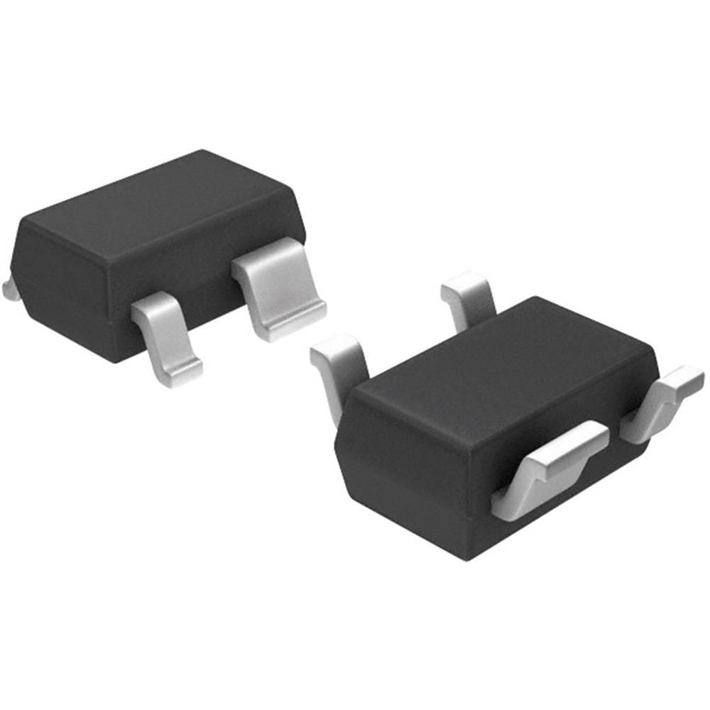 HF- tranzistor (BJT) Infineon Technologies BFP196W SOT-343 1 NPN