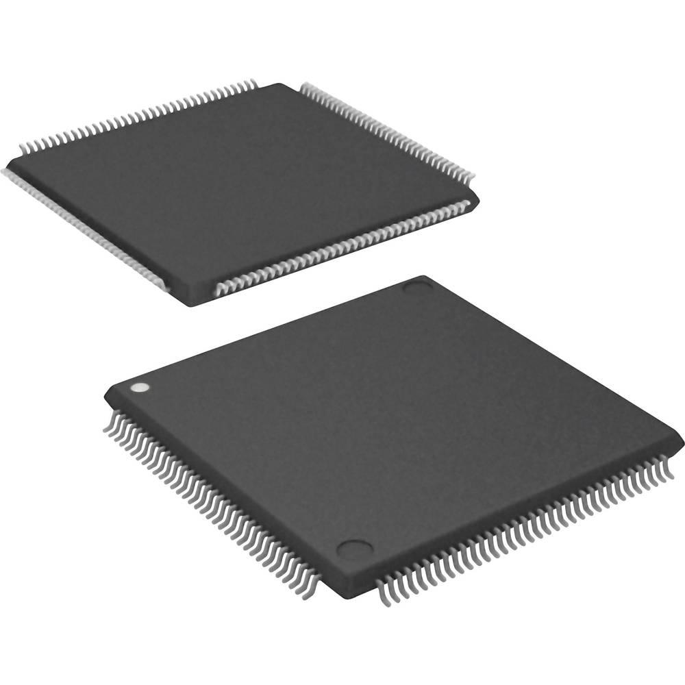 Vgrajeni mikrokontroler SAF-XC167CI-16F40F BB TQFP-144 (20x20) Infineon Technologies 16-bitni 40 MHz število I/O 103