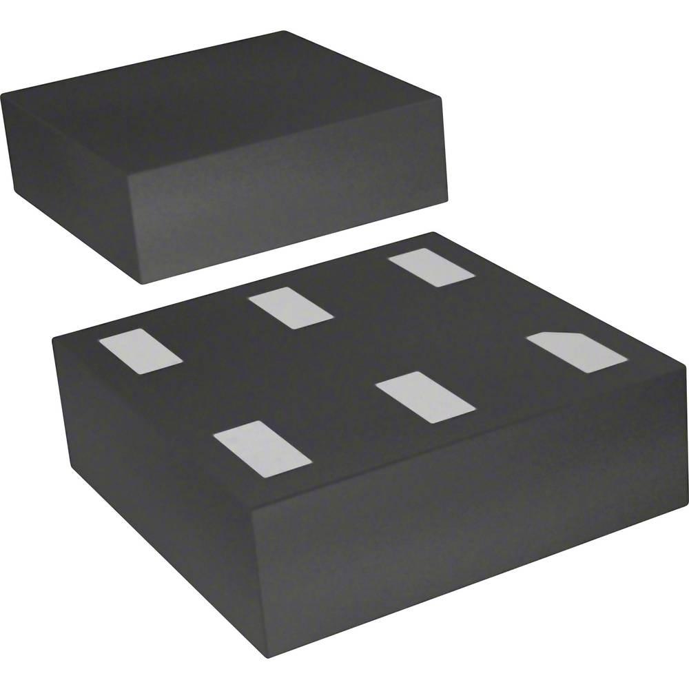 TVS dioda STMicroelectronics ESDALC6V1-5T6 vrsta kućišta XFDFN-6