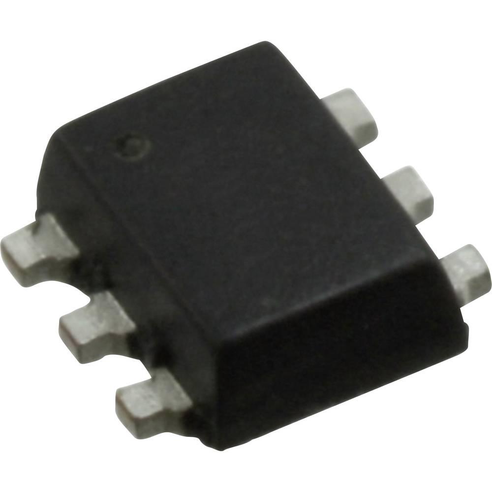 Tranzistor NXP Semiconductors PBSS2515VPN,115 vrsta kućišta SOT-666