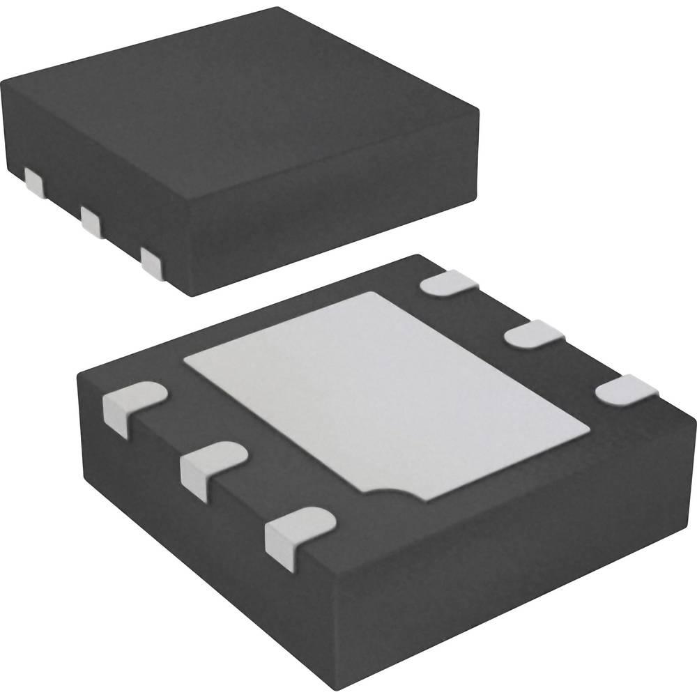 TVS dioda STMicroelectronics USBULC6-2M6 vrsta kućišta UFDFN-6