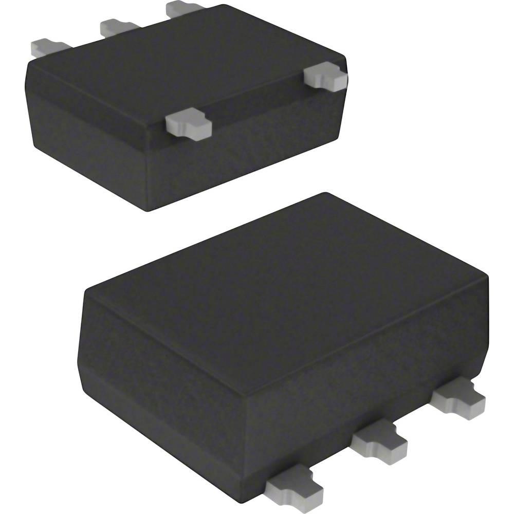 Supresor dioda NXP Semiconductors PESD5V0V4UW,115 vrsta kućišta SOT-665