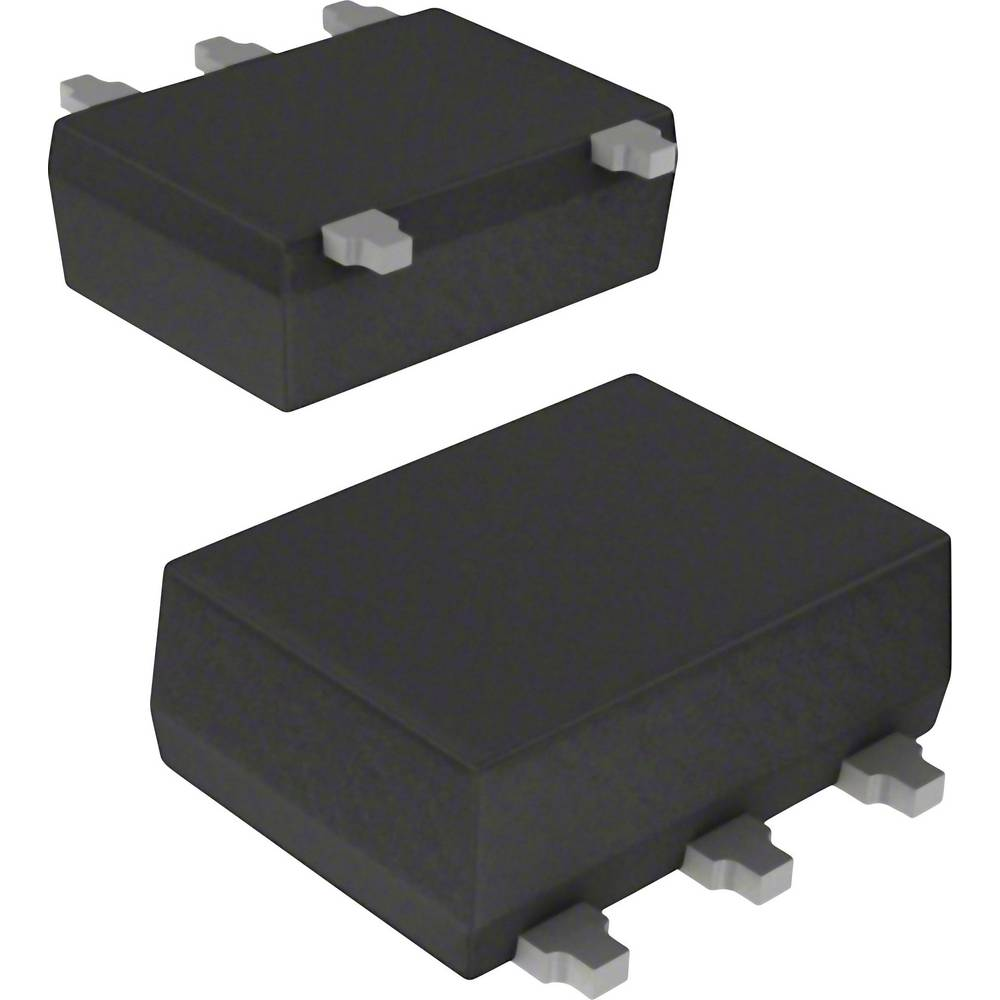 Supresor dioda NXP Semiconductors BZA956A,115 vrsta kućišta SOT-665
