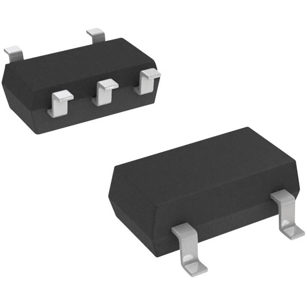 TVS dioda STMicroelectronics ESDALC6V1W5 vrsta kućišta SOT-323-5