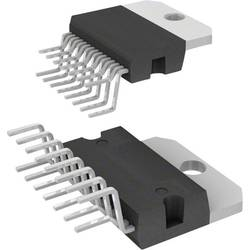 PMIC - polni in polmostični gonilnik STMicroelectronics L298HN induktivni bipolarni Multiwatt-15