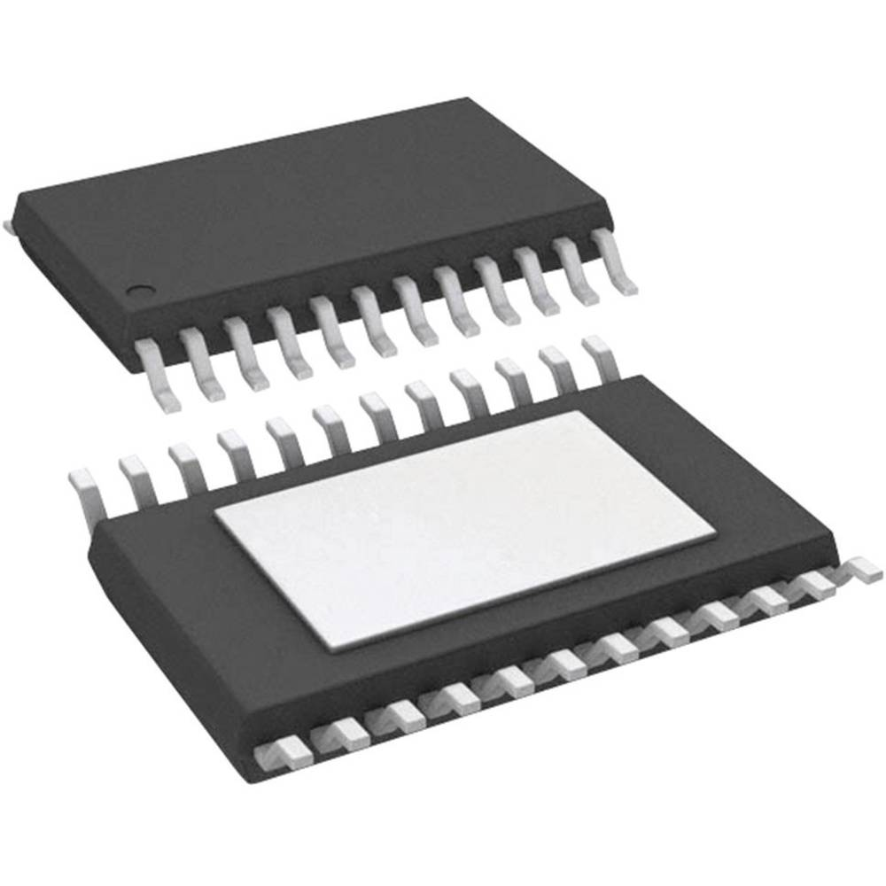 Vmesnik-IC - telekomunikacije Texas Instruments THS6214IPWP HTSSOP-24
